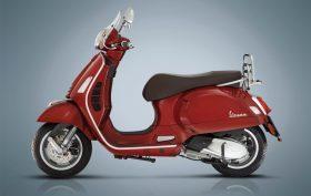 Vespa GTS LatSx Rossa 2019